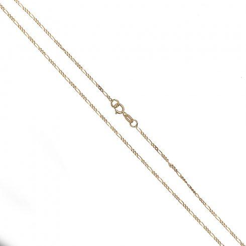 14K Arany Nyaklánc (Au537012) Méret: 50 cm