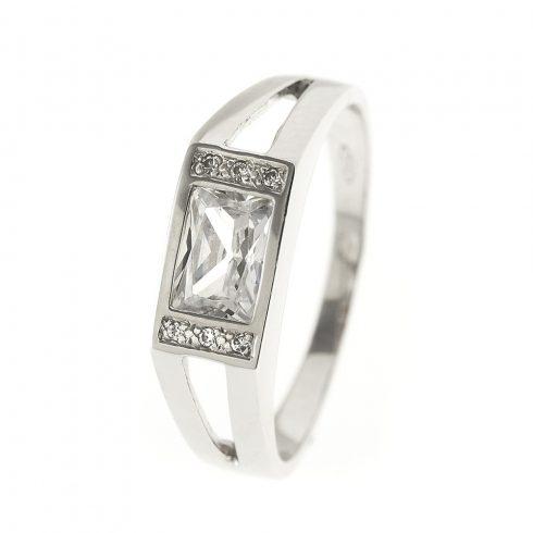 14K Arany Gyűrű (Au54493) Méret: 63