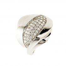 14K Arany Gyűrű (Au54652) Méret: 57