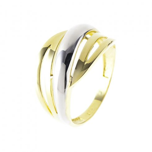 14K Arany Gyűrű (Au54678) Méret: 52,5
