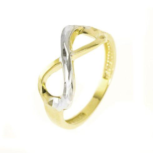 14K Arany Gyűrű (Au55184) Méret: 52,5