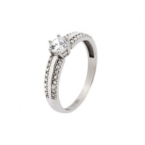 14K Arany Gyűrű (Au553027) Méret: 54