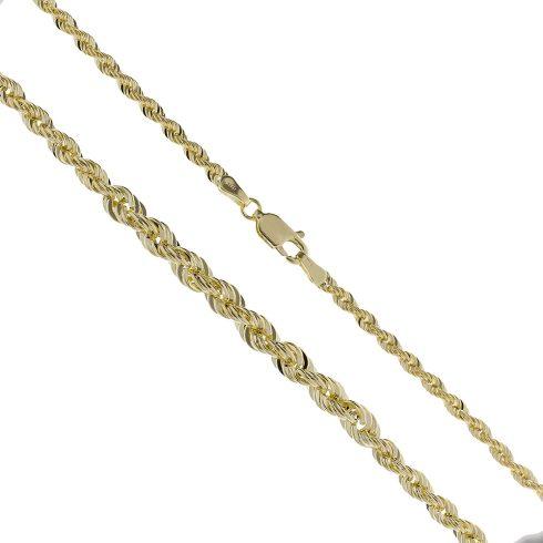 14K Arany Nyaklánc (Au554002) Méret: 45 cm