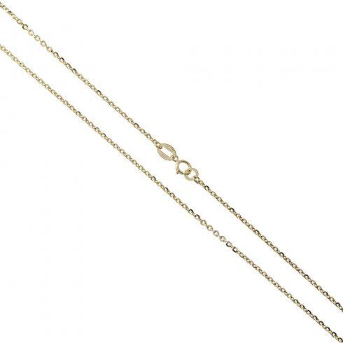 Arany Nyaklánc (Au558004) Méret: 45 cm