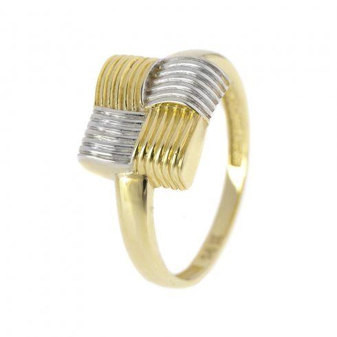 14K Arany Gyűrű (Au55997) Méret: 54,5