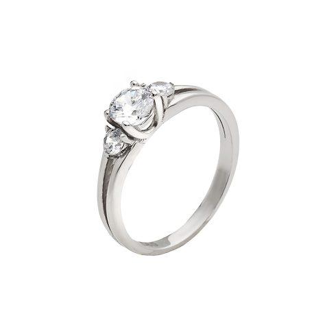 14K Arany Gyűrű (Au561007) Méret: 52