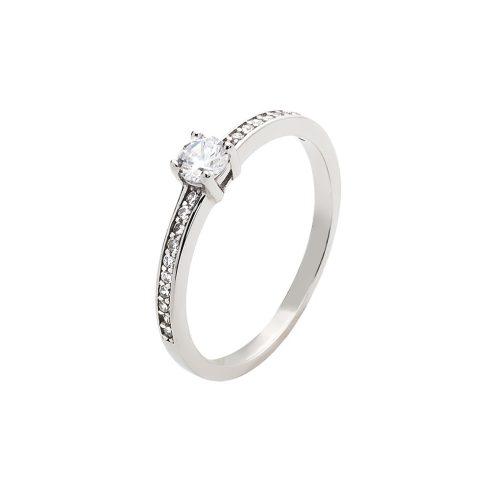 14K Arany Gyűrű (Au561010) Méret: 56