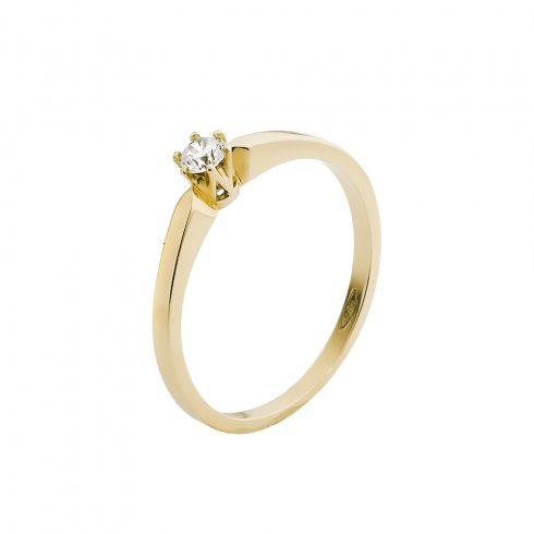 Arany Gyűrű (Au561019) Méret: 53