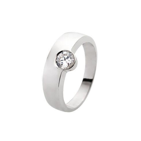 14K Arany Gyűrű (Au563048) Méret: 52