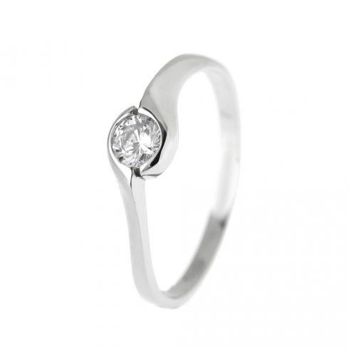 14K Arany Gyűrű (Au57110) Méret: 54,5