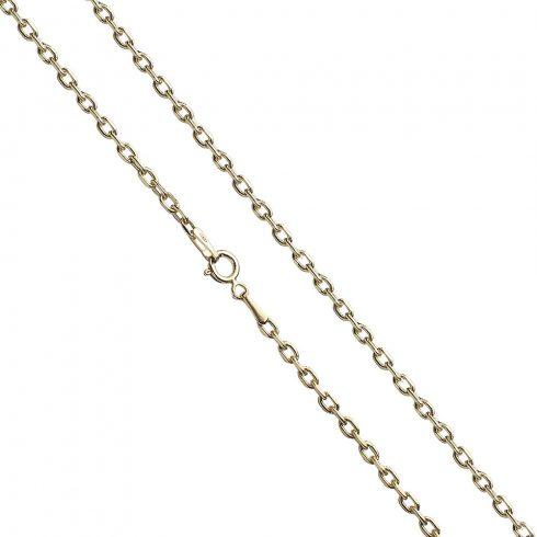 14K Arany Nyaklánc (Au572014) Méret: 45 cm