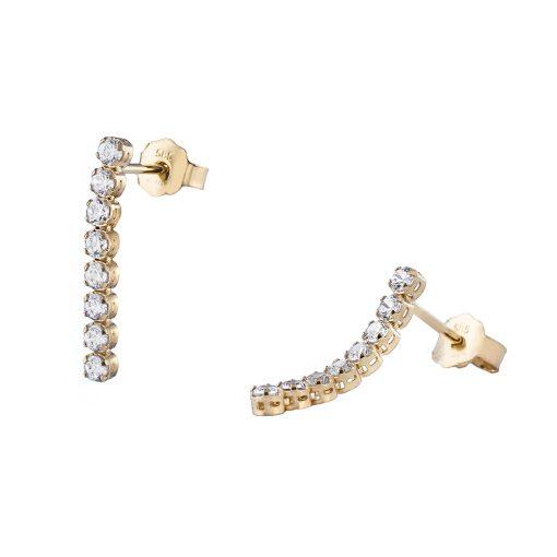 Arany Fülbevaló (Au572065) méret nélküli