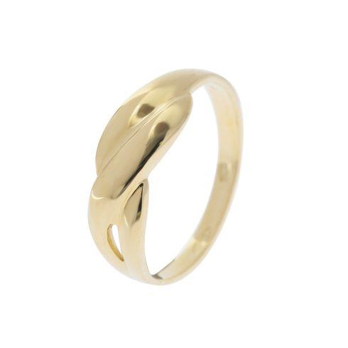 14K Arany Gyűrű (Au57862) Méret: 50