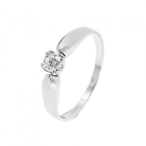 14K Arany Gyűrű (Au57866) Méret: 57.5