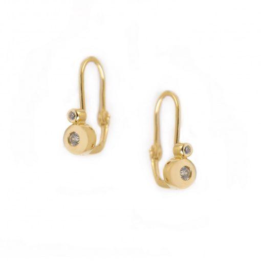 Arany Fülbevaló (Au579007) felnőtt méret