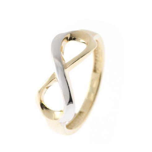 14K Arany Gyűrű (Au58086) Méret: 52,5