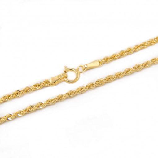 Arany Nyaklánc (Au588002) Méret: 44 cm