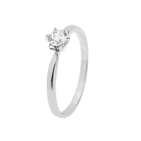 14K Arany Gyűrű (Au59337) Méret: 57
