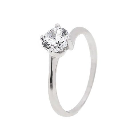 14K Arany Gyűrű (Au59338) Méret: 53,5