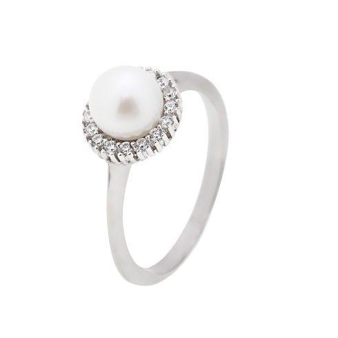 14K Arany Gyűrű (Au59346) Méret: 54,5