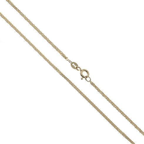 14K Arany Nyaklánc (Au60853) Méret: 45 cm