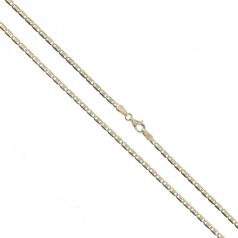 14K Arany Nyaklánc (Au60871) Méret: 50,5 cm