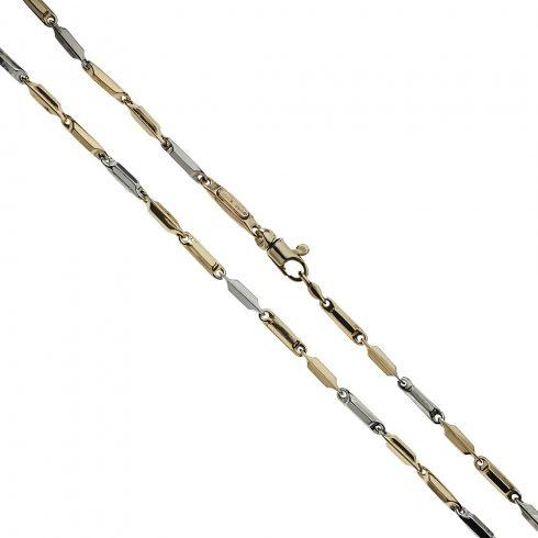 14K Arany Nyaklánc (Au61330) Méret: 50 cm