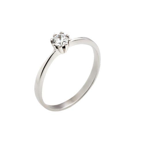 14K Arany Gyűrű (Au61357) Méret: 57
