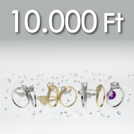 Online Vásárlási Kupon - 10.000 Ft