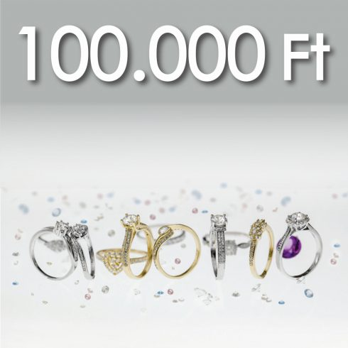 Online Vásárlási Kupon - 100.000 Ft