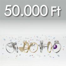 Online Vásárlási Kupon - 50.000 Ft