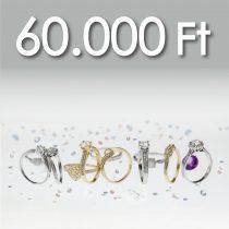 Online Vásárlási Kupon - 60.000 Ft