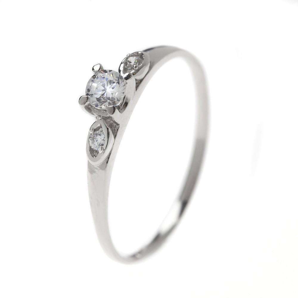 Fátyolvirág modell - 9K Arany Gyűrű (Au517012) - méret: 55