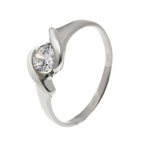 Frézia modell - 9K arany Gyűrű (Au59534) - méret: 61
