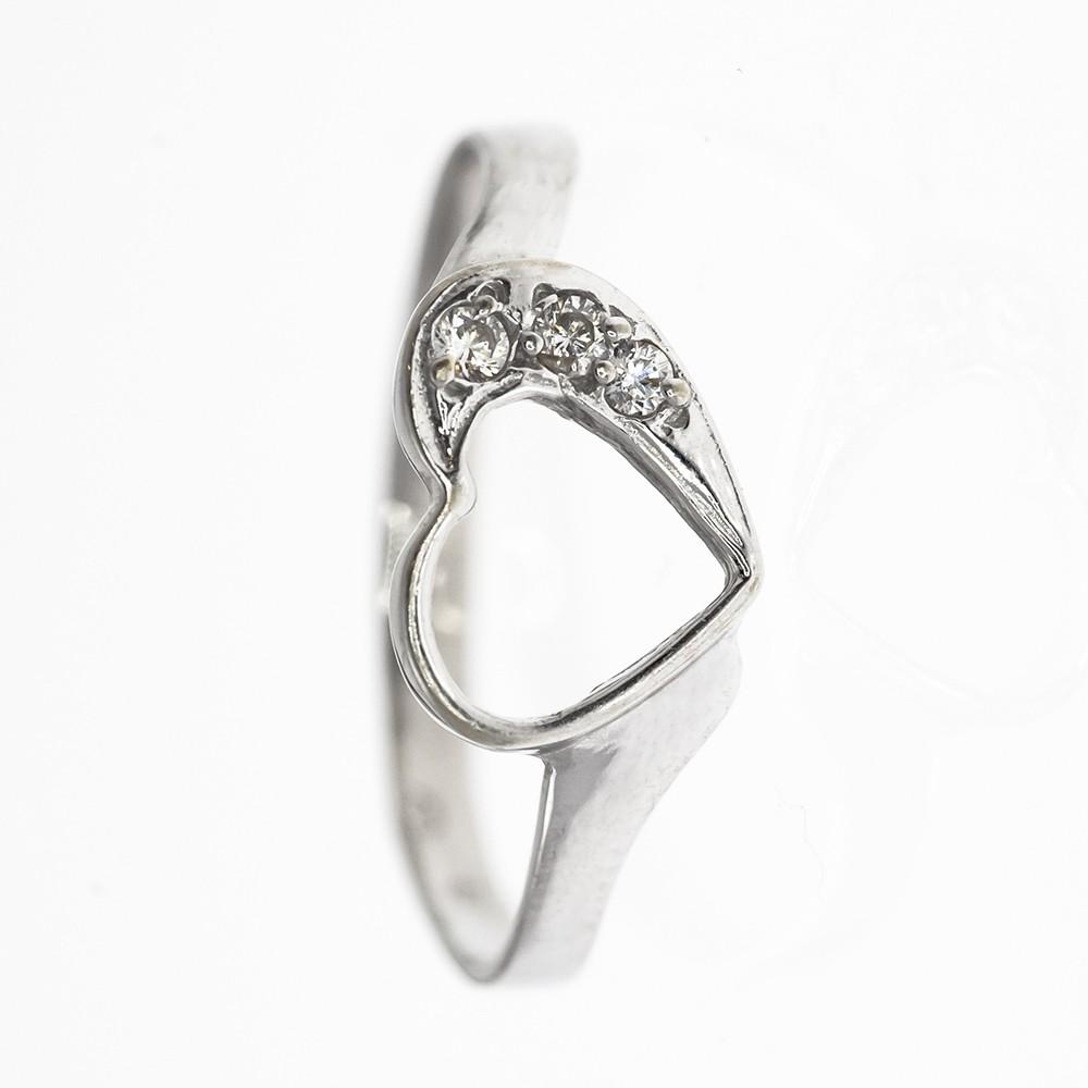 Valentin modell - 9K arany Gyűrű (Au61225) - méret: 53,5