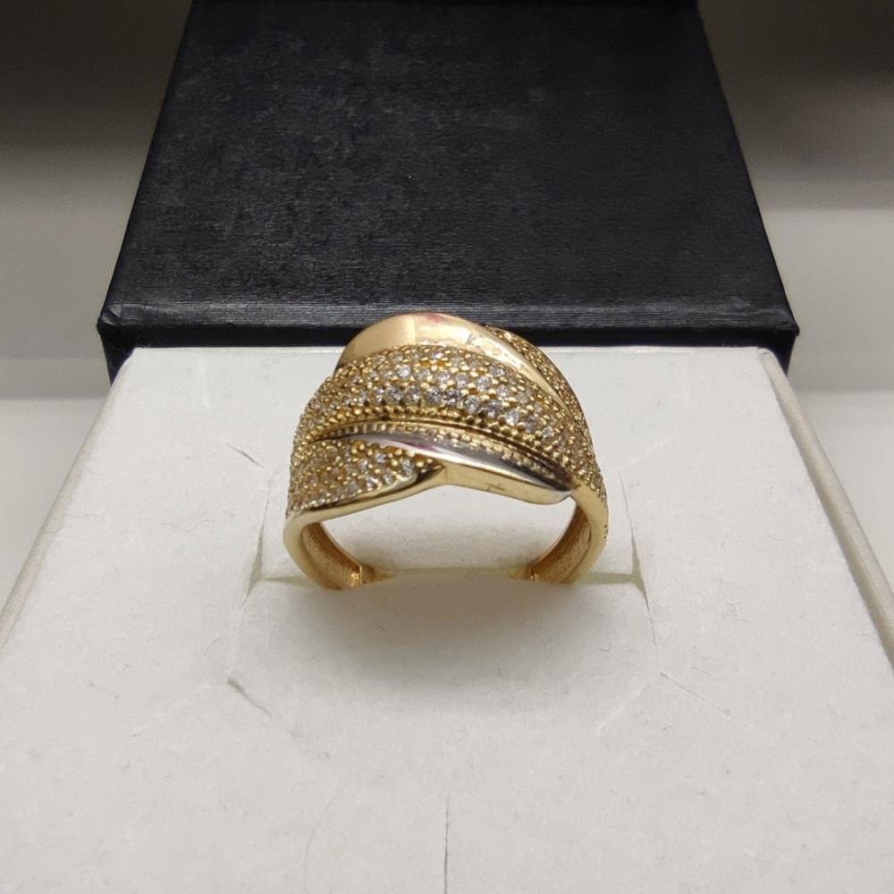 Arany Gyűrű (Au47742) Méret: 51