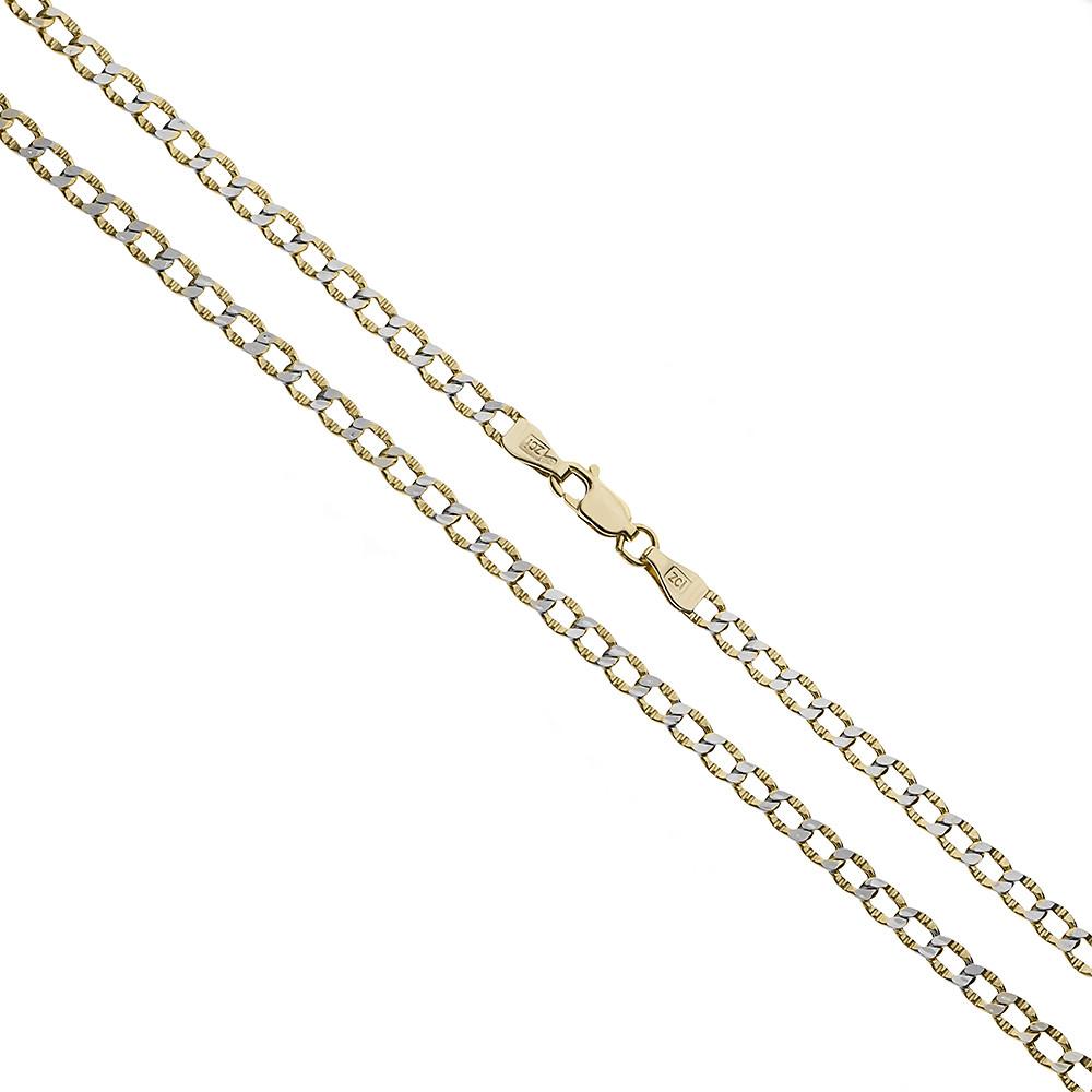 Arany Nyaklánc (Au525053) Méret: 45 cm