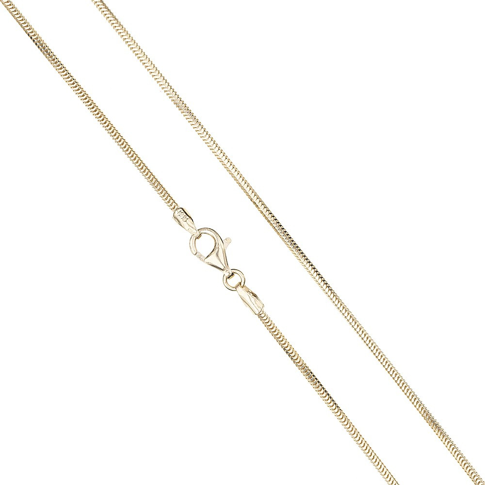 14K Arany Nyaklánc (Au532005) Méret: 49 cm