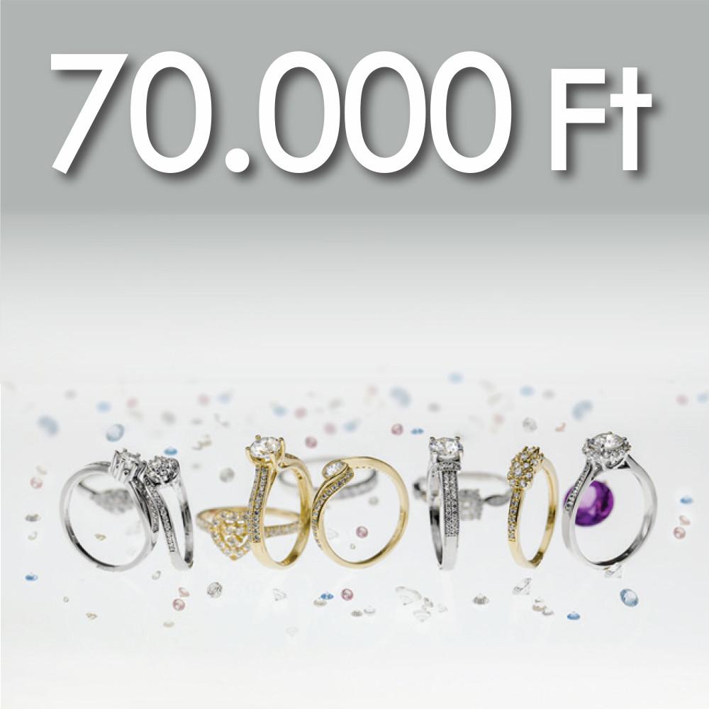 Online Vásárlási Kupon - 70.000 Ft