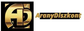 AranyDiszkont logo